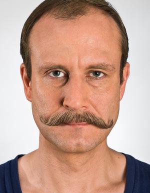 Moustache No. 4A