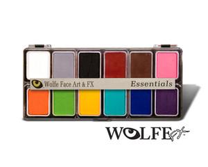 Hydrocolor Palette - 12 Color Essentials