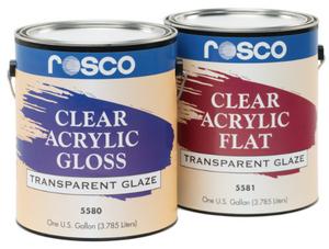 Clear Gloss Acrylic