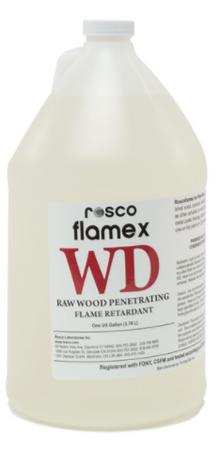 Flamex WD - Raw Wood