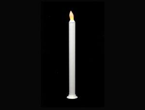 16″ LED Taper Candle