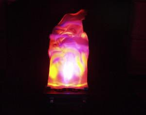 Campfire Flame Light