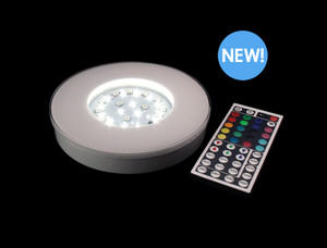 6 inch Maxcolor Light Base