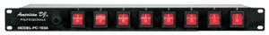 PC-100A 8x Rocker Switches