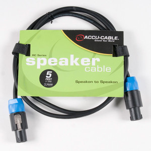 Speaker Cable - Speakon to Speakon