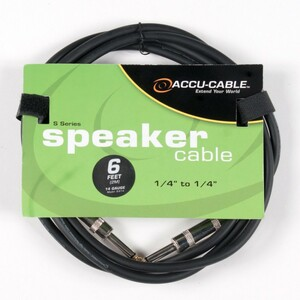 "Speaker Cable - SK Series - 1/4"" to 1/4"""