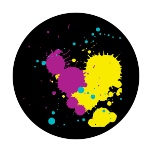 A. Thompson - Paint Splatter 2