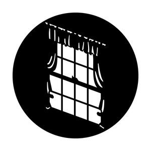 Window Country Oblique