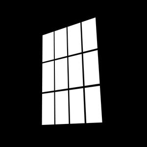 Window Oblique