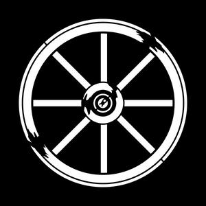 West Wagon Wheel