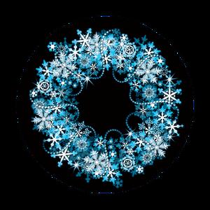 Icy Wreath