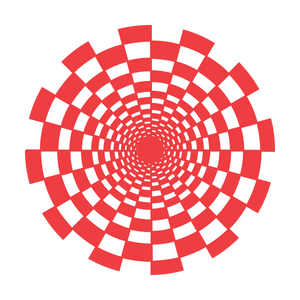 Spinning Checkerboard 2