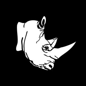 R. Breneisen - Rhino Head