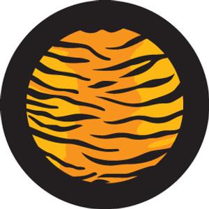 Multi Color Tiger Print