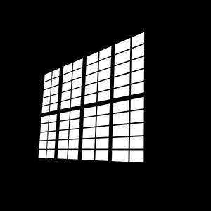 Askew Window