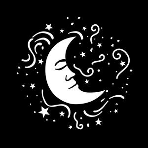 Dreaming Moon