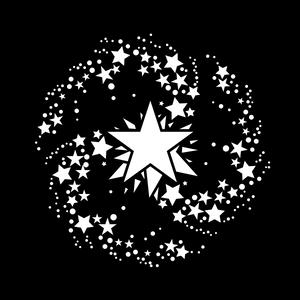 Sparkler Star Breakup