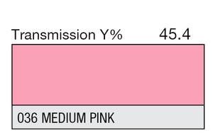 036 Medium Pink
