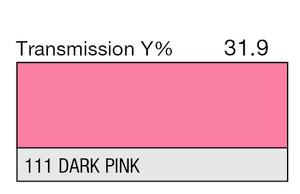 111 Dark Pink