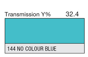 144 No Colour Blue