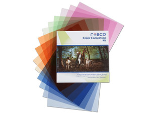 Color Correction Filter Kit