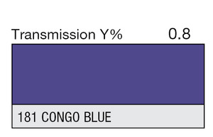 181 Congo Blue