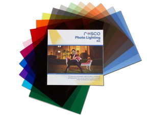 Photo Lighting Filter Kit