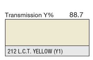 212 LCT Yellow (Y1)