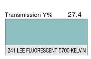 241 LEE Fluorescent 5700 Kelvin