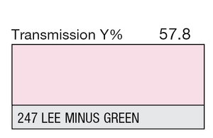 247 LEE Minus Green