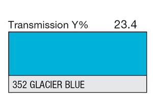 352 Glacier Blue