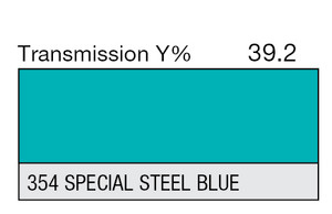 354 Special Steel Blue