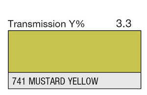 741 Mustard Yellow