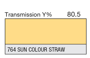 764 Sun Colour Straw