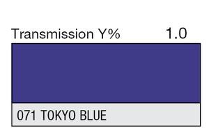 071 Tokyo Blue High Temp
