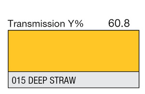 015 Deep Straw High Temp