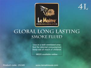 Global Long Lasting Smoke/Fog Fluid
