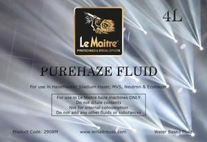 Pure Haze Fluid