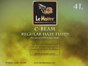 C-Beam Haze Fluid