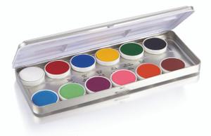 Master Creme Palette - 12 Color