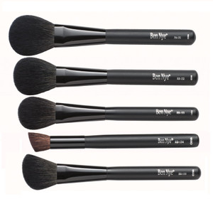 Powder Blush & Contour Brushes