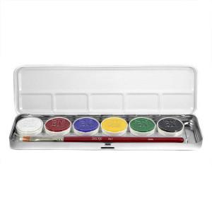 Magicake Aqua Color Primary Palette (6-Color)