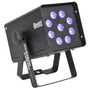 DarkFX S-670 LED UV Spot
