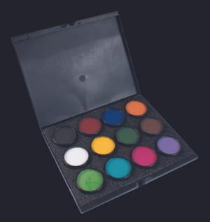 Paradise Makeup AQ ProPalette - 12 Colors