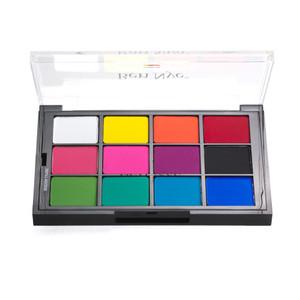 Studio Color Rainbow Pressed Palette - 12 Color