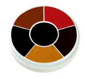 Dark Brown Contour Wheel