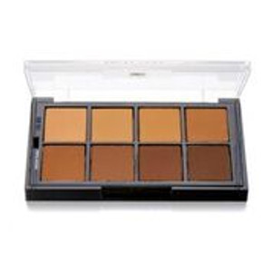 Studio Color Mojave Poudre Palette - 8 Color