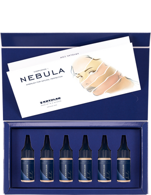 Nebula Complexion Set 6 Colors