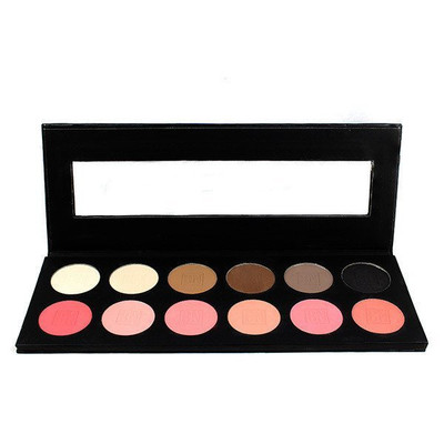 Essential Eye Shadow Palette - 12 Color