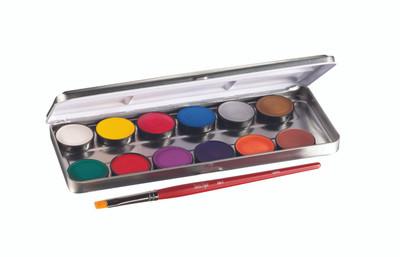 Lumiere Creme Palette - 12 Color
